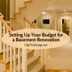 Setting Up Your Budget for a Basement Renovation
