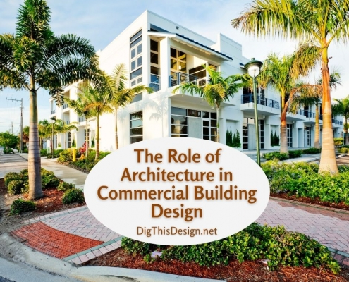 The Role of Architecture in Commercial Building Design