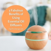 5 Fabulous Benefits of Using Essential Oil Diffusers