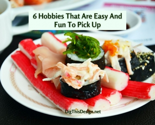 6 Hobbies That Are Easy And Fun To Pick Up