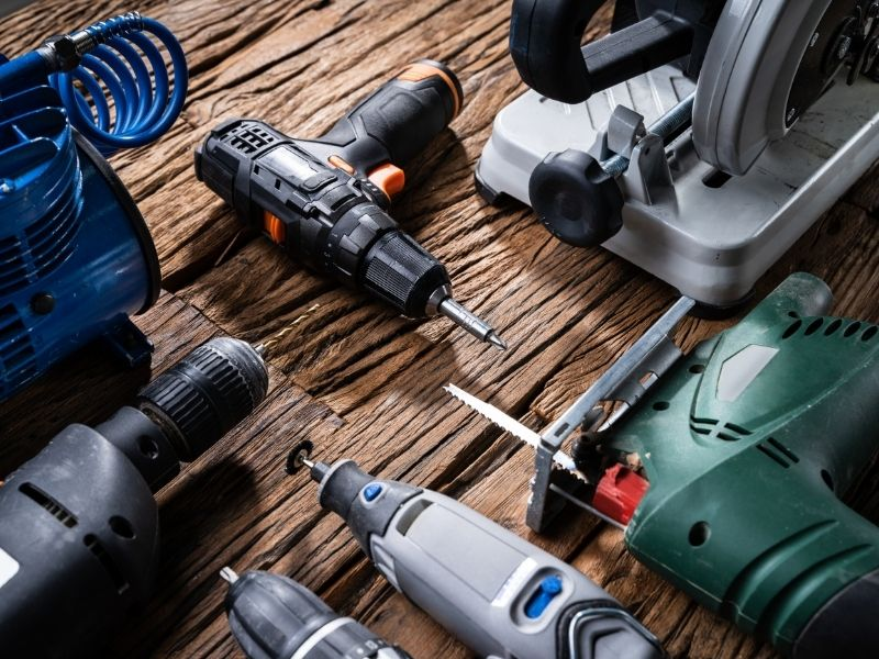 8 Signs That Your Power Tools Need Repair or Replacement