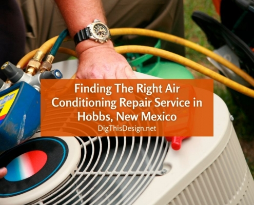 Finding The Right Air Conditioning Repair Service