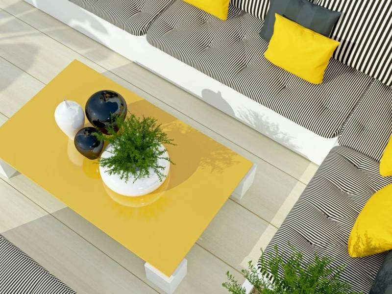 Finding The Right Patio Furniture