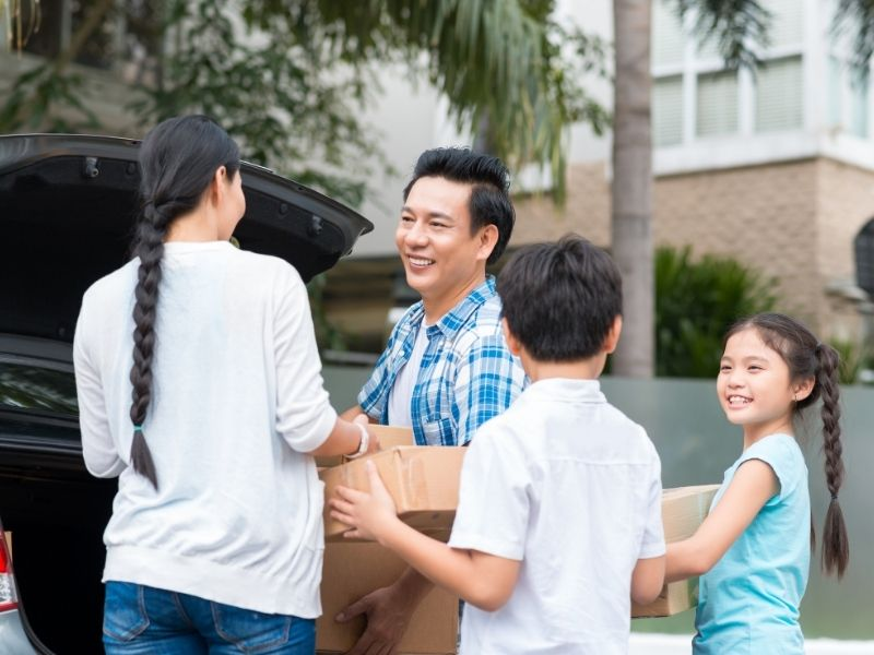 How To Keep Your Family Thriving During An International Move