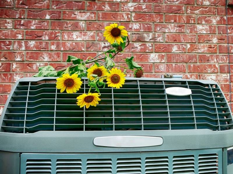 Smart Design Hacks for Hiding AC Units