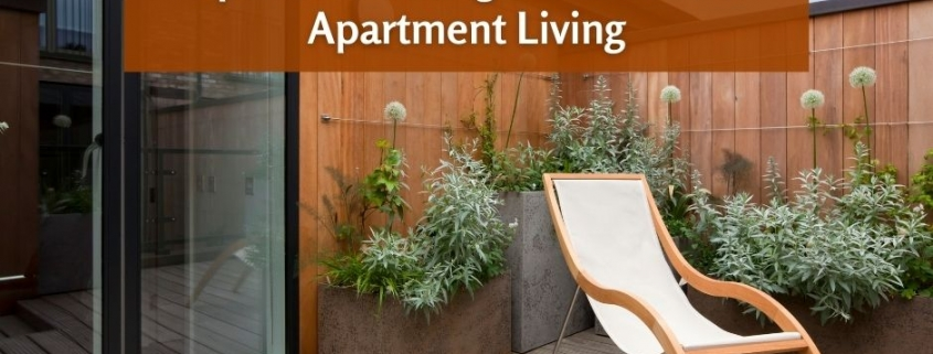 Tips For Creating A Garden For Apartment Living