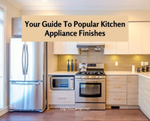 Your Guide To Popular Kitchen Appliance Finishes