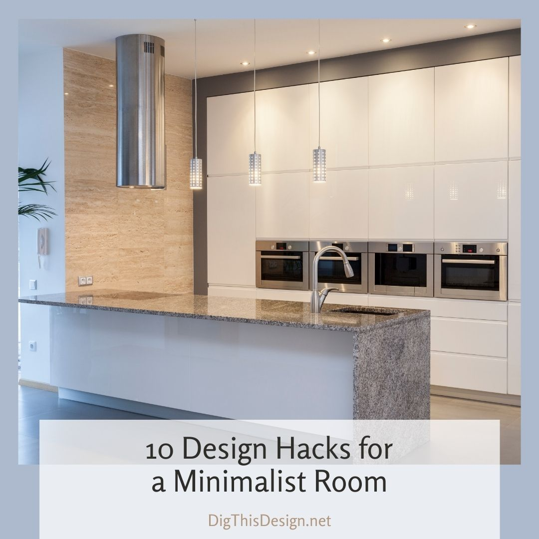 10 Design Hacks for a Minimalist Room