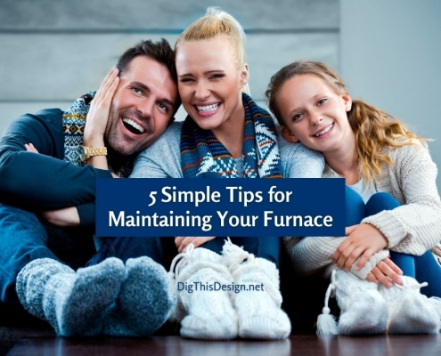 5 Simple Tips for Maintaining Your Furnace