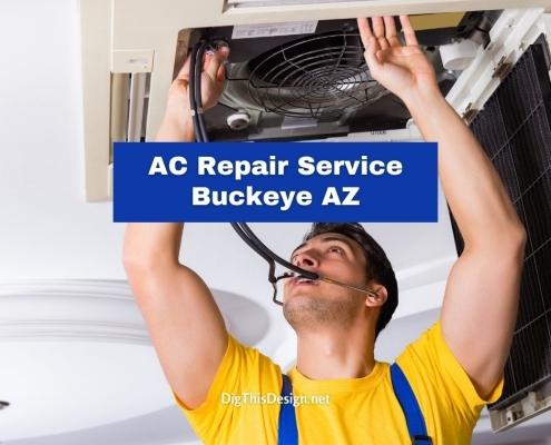 AC Repair Service Buckeye AZ