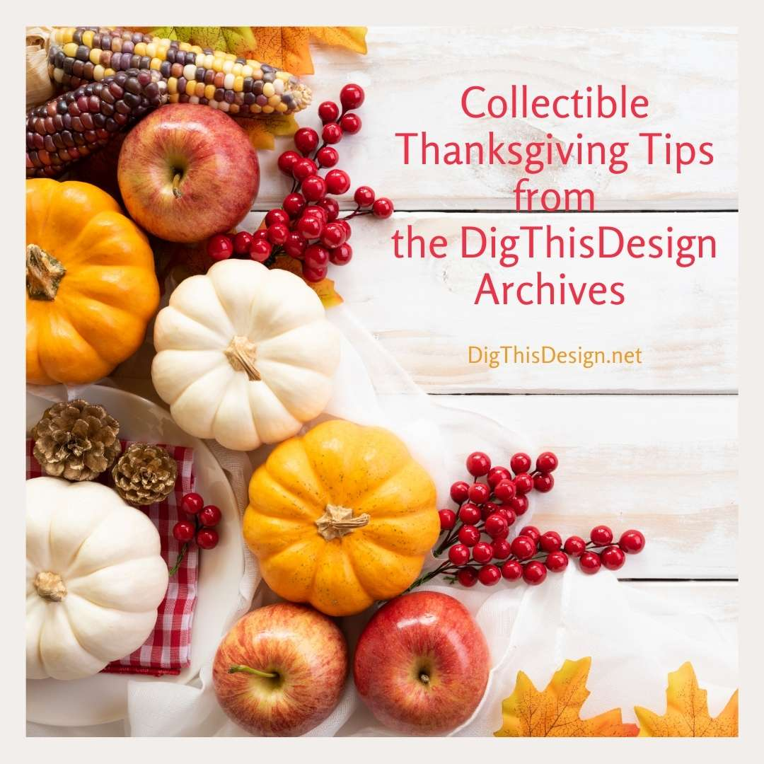 Collectible Thanksgiving Tips