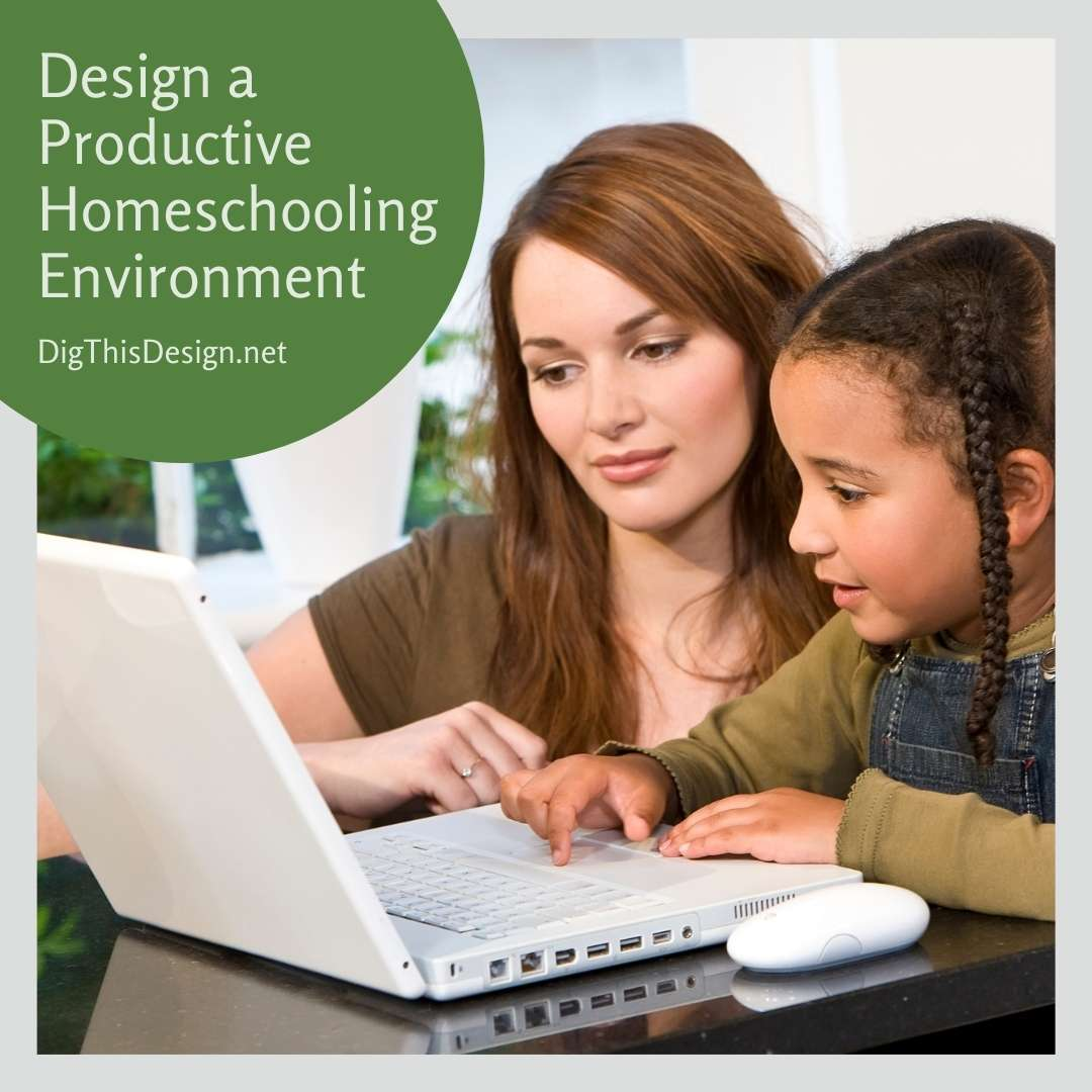 Designing a Special Homeschooling Space