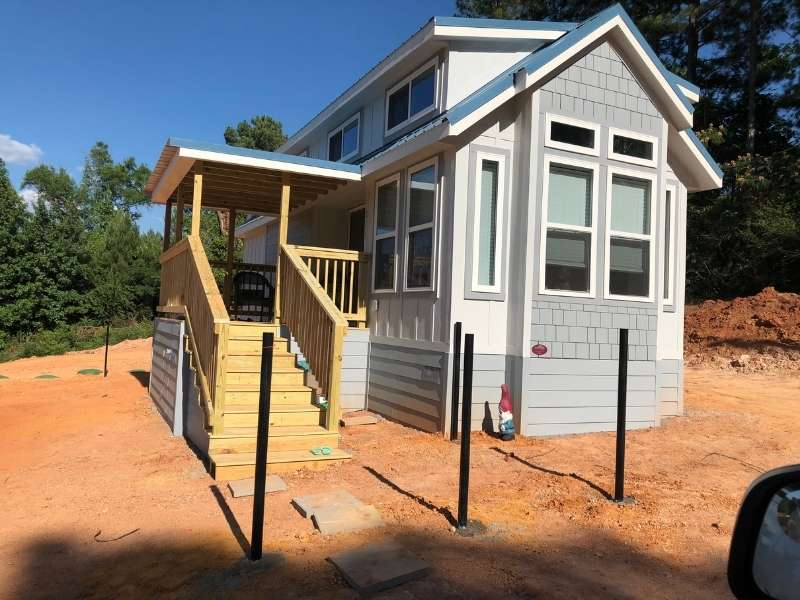 Living Small The Tiny Houses Trend