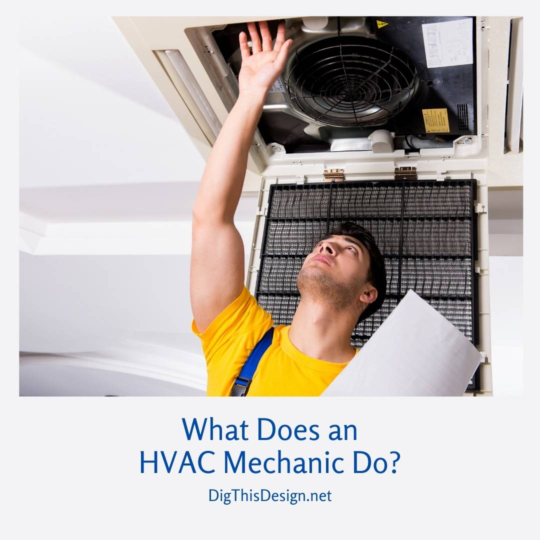 What Does an HVAC Mechanic Do