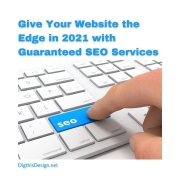 Give Your Website the Edge in 2021 with Guaranteed SEO Services