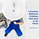 3 Common Bathroom Problems Plus How to Fix Them