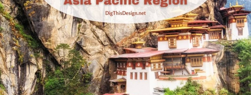 From the 7th century to the 20th century, the Asia Pacific Region is home to some of the world's most impressive structures.