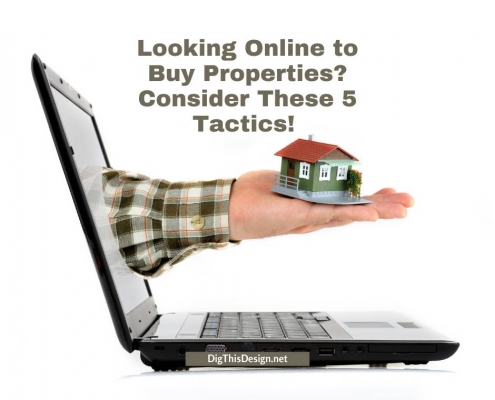 Looking Online to Buy Properties Consider These 5 Tactics!