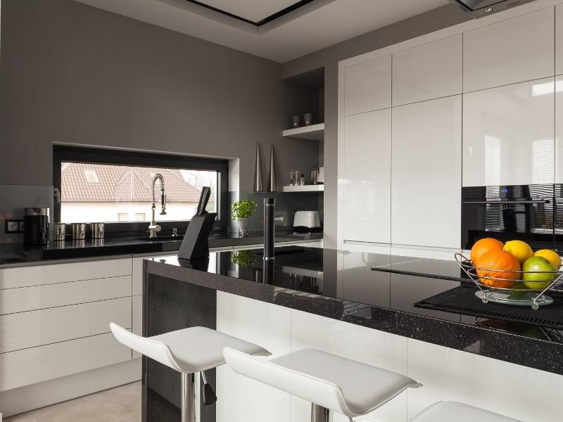 The Kitchen Design Trends in 2021 that You Will Love - Black and Moody