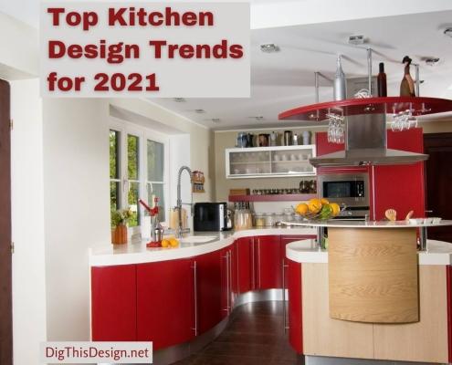 Top Kitchen Design Trends