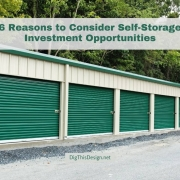 6 Reasons to Consider Self-Storage Investment Opportunities
