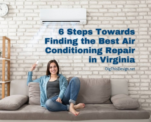 6 Steps Towards Finding the Best Air Conditioning Repair in Virginia