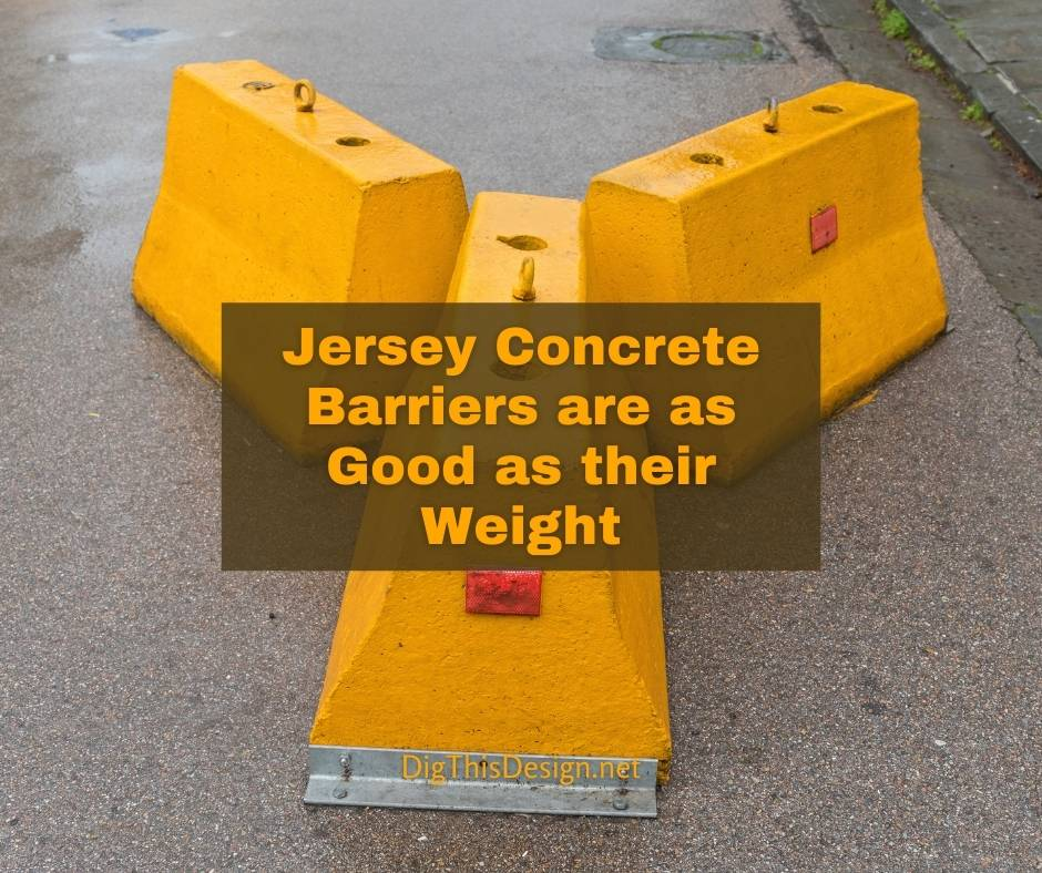 Jersey Concrete Barriers