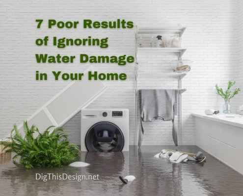 7 Poor Results of Ignoring Water Damage in Your Home