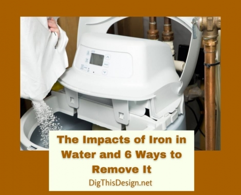 Impacts of Iron in Water and Ways to Remove It