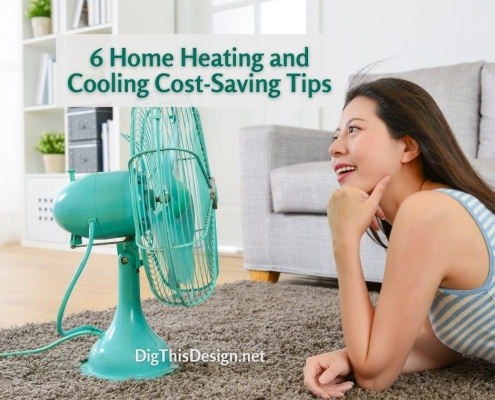 6 Home Heating and Cooling Cost-Saving Tips