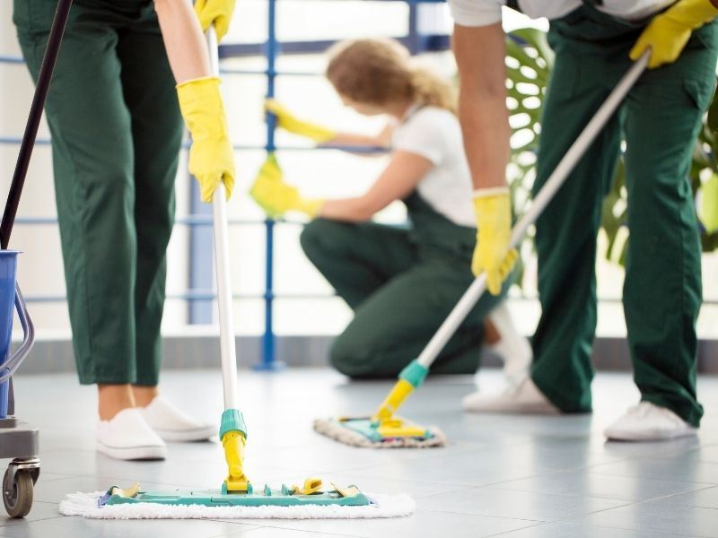 How To Find the Best Cleaning Company for Your Needs