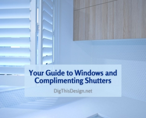Your Guide to Windows and Complimenting Shutters