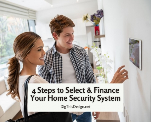 4 Steps to Select & Finance Your Home Security System