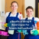 5 Benefits of Hiring a Bond Cleaner for Tenants and Landlords