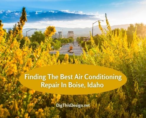 Air Conditioning Repair in Boise, Idaho