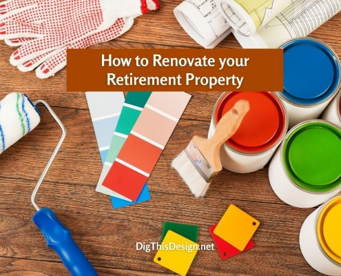 How to Renovate your Retirement Property