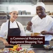 11 Commercial Restaurant Equipment Shopping Tips