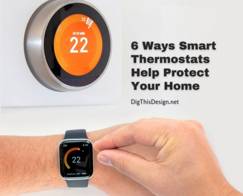 6 Ways Smart Thermostats Help Protect Your Home