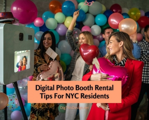 Digital Photo Booth Rental Tips For NYC Residents