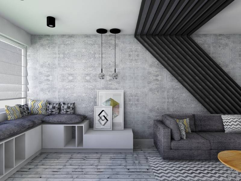 Add Molding to Walls and Ceilings