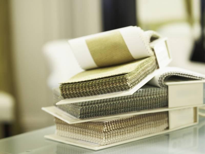 Furniture Fabric Samples