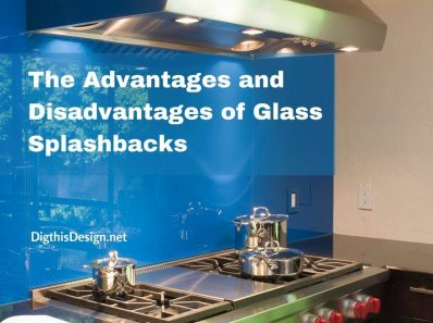 The Advantages and Disadvantages of Glass Splashbacks